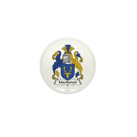MacKenzie Mini Button (100 pack)