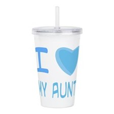 aunt boy.png Acrylic Double-wall Tumbler