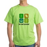 Four Seasons Green T-Shirt