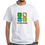 Four Seasons White T-Shirt