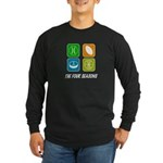Four Seasons Long Sleeve Dark T-Shirt