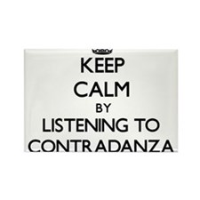 Keep calm by listening to CONTRADANZA Magnets