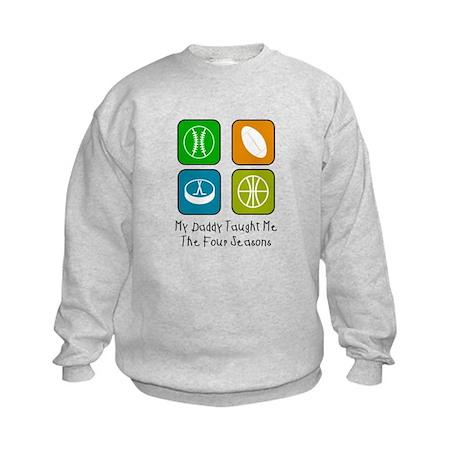 Four Seasons Kids Sweatshirt