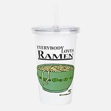 ramen noodles copy.jpg Acrylic Double-wall Tumbler