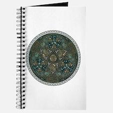 Celtic Trefoil Circle Journal