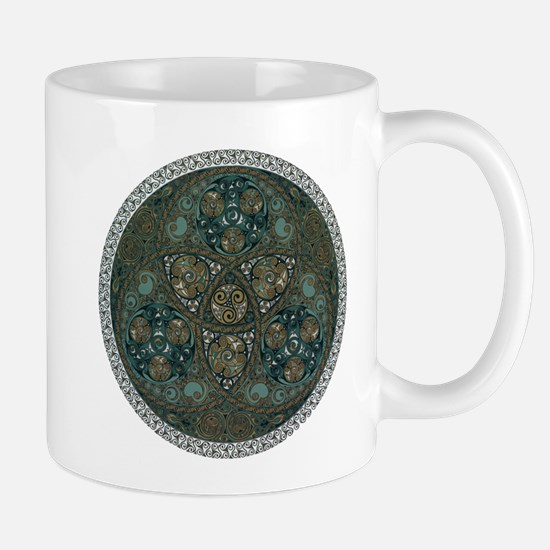 Celtic Trefoil Circle Mug