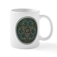 Celtic Trefoil Circle Mug