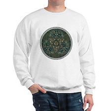 Celtic Trefoil Circle Jumper