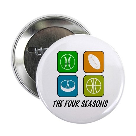 """Four Seasons 2.25"""" Button (100 pack)"""