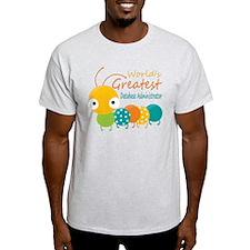 World's Greatest Database Administra T-Shirt