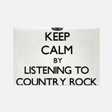 Keep calm by listening to COUNTRY ROCK Magnets
