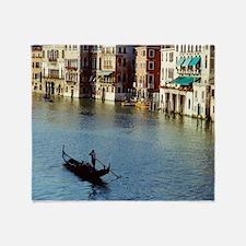 Cute Venice Throw Blanket