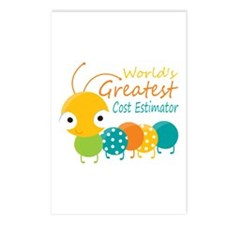 World's Greatest Cost Est Postcards (Package of 8)