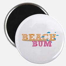 Beach Bum Magnets