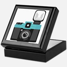 Camera Keepsake Box