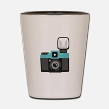 Camera Shot Glass