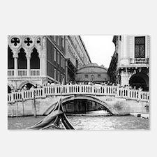 Cute Gondola Postcards (Package of 8)