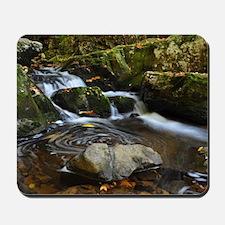 Small Stream Whirlpool Mousepad