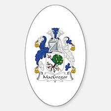 MacGregor Oval Decal