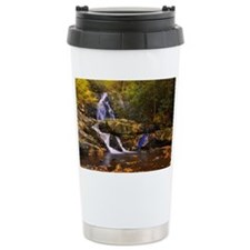 Cute Smokey mountains Travel Mug