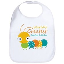 World's Greatest Desktop Publisher Bib