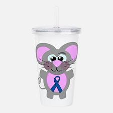 blueribbon mouse copy.png Acrylic Double-wall Tumb
