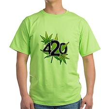 420-3leaf T-Shirt