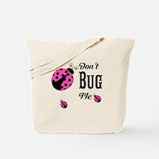 Circles | Polka Dots Neutrals Monogram Tote Bag