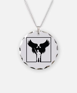 Soldiers Angel Necklace