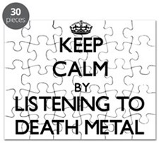 Cute Death metal Puzzle