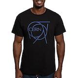 Cern Fitted T-shirts (Dark)