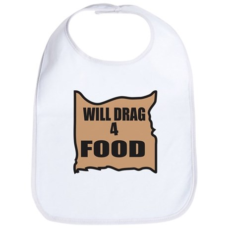 Will Drag 4 Food Bib