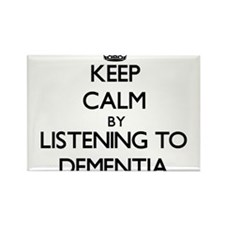 Keep calm by listening to DEMENTIA Magnets