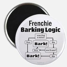 Frenchie Logic Magnet