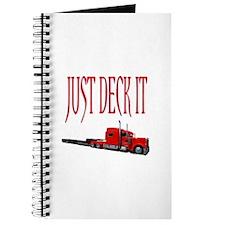 Just Deck It Journal