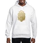 Bureau of Investigation Hooded Sweatshirt