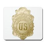Bureau of Investigation Mousepad