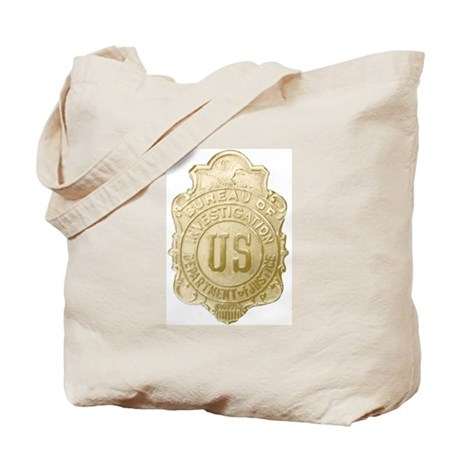 Bureau of Investigation Tote Bag