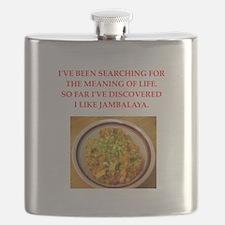 jambalaya Flask