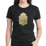 Bureau of Investigation Women's Dark T-Shirt