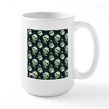 Punisher Skull Pattern Mug