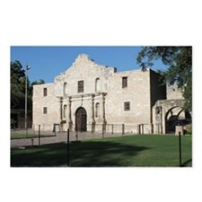 Cute Alamo Postcards (Package of 8)