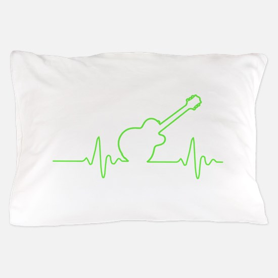 Funny Blues music Pillow Case