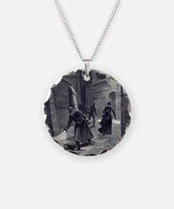 Jack The Ripper Necklace
