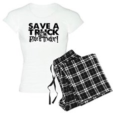 Save a Truck pajamas