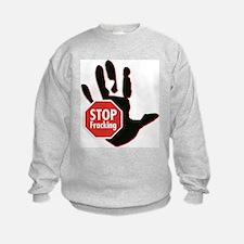 Unique Fracking Sweatshirt