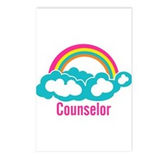 Cloud Rainbow Counselor Postcards (Package of 8)