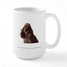 A Dog's Eyes Mug