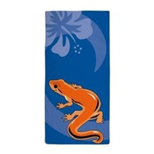 Newt Beach Towel