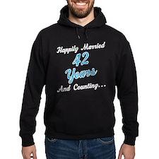 42 Year anniversary Hoodie